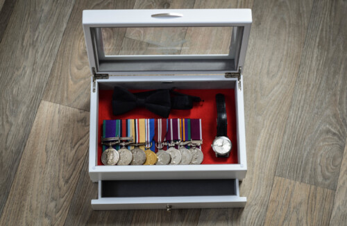 Medal Storage Box